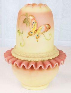 Burmese Glass Fairy Light