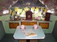 Shady Dell- Bisbee AZ.  Stayed in the cutey pie trailer.