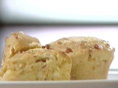 Muffin salati con prosciutto di Praga  e provola fresca
