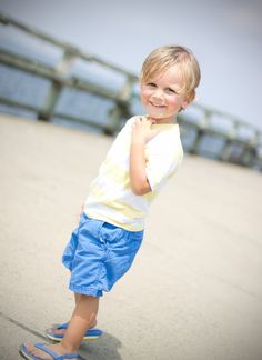 Toddler Boy Photo