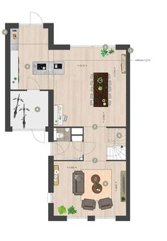 Best Modern House Design, Suburban House, Interior Concept, Layout, Small Apartments, Interior Design Inspiration, Decoration, Beautiful Homes, Architecture Design