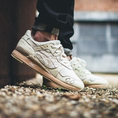 Zillion x ASICS GEL Lyte III - The 25 Best Sneaker Photos on Instagram This Week | Complex