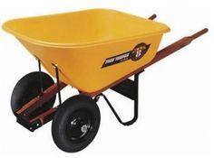 2 Wheel Wheelbarrows Sale