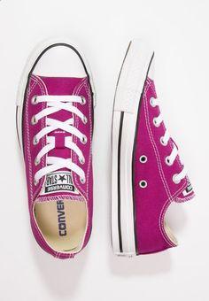 9d000dd5e231 Baskets Converse CHUCK TAYLOR ALL STAR - Baskets basses - pink sapphire  mauve foncé  65