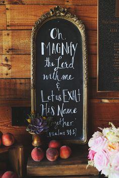 Day-of Wedding Stationery: Dark + Moody | Oh So Beautiful Paper