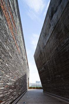 Ningbo Museum - Wang Shu