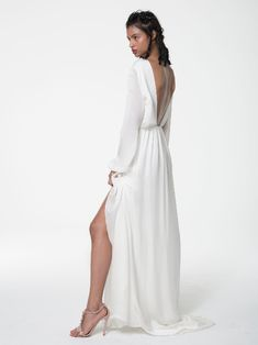 Angie gown- Houghton NYC