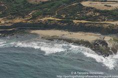 A Terceira Dimensão - Fotografia Aérea: Praia da Empa