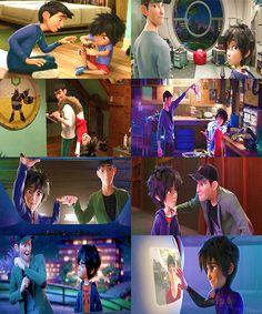 Tadashi & Hiro
