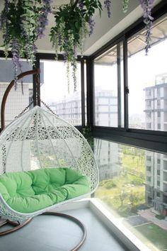 balcony ideas ~·