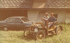 Lata 90 Szwajcaria Rajd Pojazdów Zabytkowych