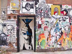 Juxtapoz Magazine - New York street art: Chelsea to Bushwick | Current