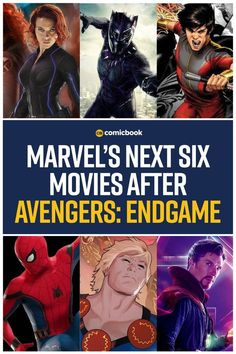 Find out all of the Marvel movies vbeing released after Avengers: Endgame. Marvel Films, Avengers Movies, Marvel Characters, Next Avengers, Marvel Avengers, Marvel Next Movie, Marvel Cinematic Universe Timeline, Black Widow Film, Robert Hardy