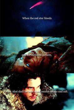 Is Jon Snow Azor Ahai? Kit Harington as Jon Snow