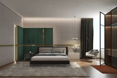 Find out all photos and details of LI.HOUSE on Archilovers. Browse the complete collection of pictures and design drawings Bed Rooms, Guest Rooms, Hotel Room Design, Bedroom Apartment, Wood Doors, Master Bedroom, Sketch, Houses, House Design