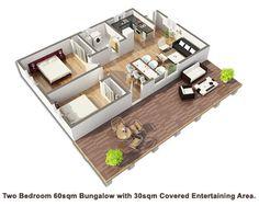 Two-bedroom-granny-flats-Sydney