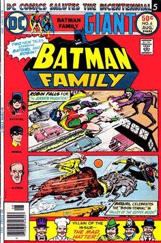 Batman Family #6 1976 (1st app. Duela Dent)