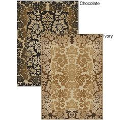 This contemporary neutral-hued rug has a vibrant floral design, with a very modern style. It is durable and heard-wearing. This sunning indoor, transitional rug is also very easy to keep clean as it is machine-washable, and synthetic.