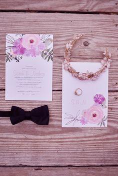 Davids Bridal Wedding Invitations