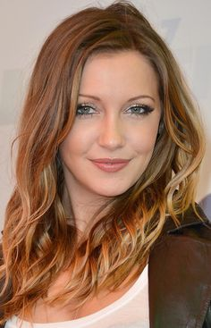 Katie Cassidy's Beachy Waves - another example of how my character, Lizzie Benton might look.