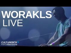 Worakls (full concert) - Live @ Printemps de Bourges 2016 - YouTube