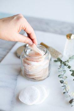 DIY Masque : Soin de la peau naturel et de bricolage: Gardez votre peau post-entraînement clair avec un chiffon de visage bricolage