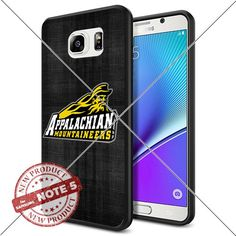 NEW Appalachian State Mountaineers Logo NCAA #1026 Samsung Note5 Black Case Smartphone Case Cover Collector TPU Rubber original by SHUMMA [Samsung Note5 Black Case] SHUMMA http://www.amazon.com/dp/B018498HLW/ref=cm_sw_r_pi_dp_G-jWwb0MT3KYP