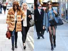 Autumn fashion risks you must take: Big Coats Fall Fashion Trends, Diy Fashion, Autumn Fashion, Oversized Coat, How To Get Warm, Dress To Impress, Fur Coat, That Look, Super Cute