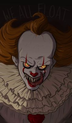 Pennywise stuff I guess? Horror Show, Horror Art, Horror Movies, Horror Wallpapers Hd, Horror Villains, Godzilla, Pennywise The Dancing Clown, Horror Themes, Horror Monsters