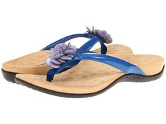 015046c61faf Orthaheel Fleur II Toe Post Raspberry - 6pm.com Orthopedic Shoes