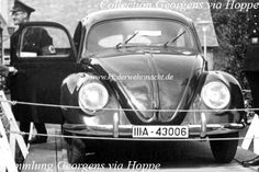 Beetle - VWs - View topic - found in Lithuania Kdf Wagen, Vw Vintage, Vw Cars, Vw Volkswagen, First Car, Vw Beetles, Motor Car, Antique Cars, Classic Cars