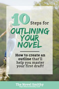 A truly well-built outline is so much more than a simple list. It can organize your thoughts, help ensure your story is complete and cohesive, and take the intimidation out of writing a novel. Outlining your novel is a critical skill for writers and authors alike. #novelwriting #outlineyournovel