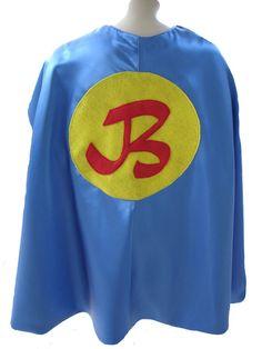 Childrens Custom Personalized Superhero Birthday by magicalattic, $25.00