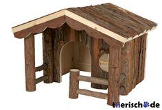 Trixie Meerschweinchenhaus Kaninchenhaus Knut 61981