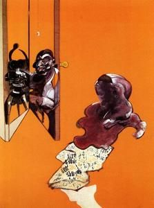 studies from the human body, 1970 (c) - (Francis Bacon)