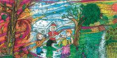 """""""Quando i bambini sognano"""" filastrocche di Giusy Tolomeo, Recensione di Ilaria Celestini Illustrazioni di Michela Del Degan  Prefazione di Annamaria Stroppiana Dalzini"""