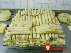 Palaćinke for all Sweet Recipes, Cake Recipes, Eastern European Recipes, Croatian Recipes, Ramadan Recipes, Crepes, Food And Drink, Cooking Recipes, Bread