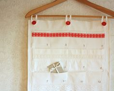 love this advent calendar!