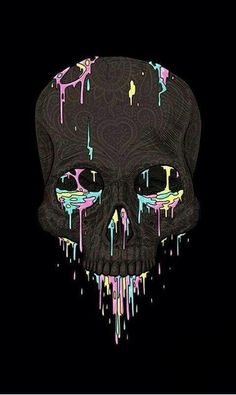 Coolest skull wallpaper for free. Coolest skull wallpaper for free. Art Pop, Art And Illustration, Illustration Fashion, Psychedelic Art, Inspiration Art, Art Inspo, Tattoo Inspiration, Skull Design, Oeuvre D'art