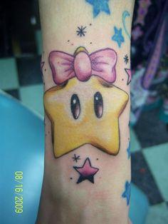 Star Power by Tommy-Mak.deviantart.com on @deviantART luma tattoo mario