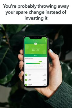 Set aside the leftover change from everyday purchases by turning on automatic Round-Ups with Acorns. Make Money From Home, Way To Make Money, Photo Face Fun, Earn Extra Money Online, Freebies By Mail, Tangram, Win For Life, Finance Jobs, Entrepreneur