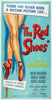 cool Ballet movie 'The Crimson Footwear' enjoying at Historic Howell Theatre this week