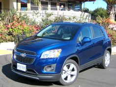 Chevy Trax Review | NewRoads Chevrolet Dealer in Newmarket, Ontario