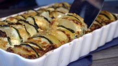 Zet de feesten vegetarisch in met een Aardappel-groentegratin en geroosterde worteltjes 2