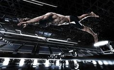 THE FUTURE OF SPORTS II by Tim Tadder, via Behance