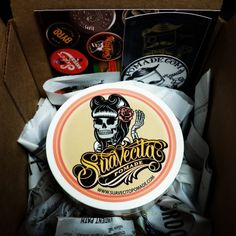 Ladies and gentlemen, now available and ready to ship. www.pomade.com