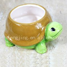 turtle pot full of succelents Clay Flowers, Flower Vases, Flower Pots, Ceramic Turtle, Ceramic Pots, Clay Art Projects, Ceramics Projects, Diy Crafts Slime, Diy Air Dry Clay