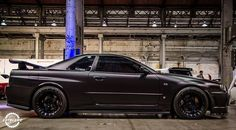 Visit The MACHINE Shop Café... ❤ Best of Nissan @ MACHINE ❤ (Nissan Skyline GT-R R34 Coupé)