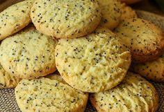 Limonlu haşhaşlı kurabiye nasıl yapılır?