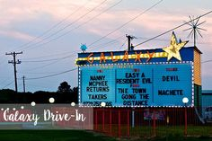 Drive-In theatre, Texas | Drive- in Movies | Dallas Spring Break | Things to do during Spring Break in Dallas | Weekend in Dallas | Dallas Getaway
